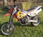 KTM Supermoto Supercompetition