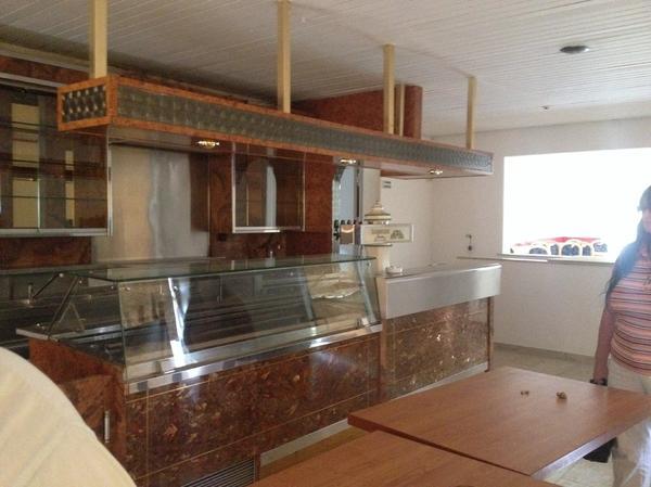 Kuche gastro in reinheim gastronomie ladeneinrichtung for Gastro küche