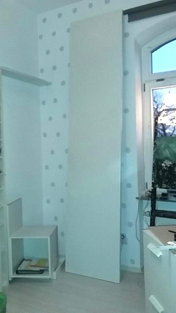 k chen arbeitsplatte wei 261 x 60 cm in f rth. Black Bedroom Furniture Sets. Home Design Ideas