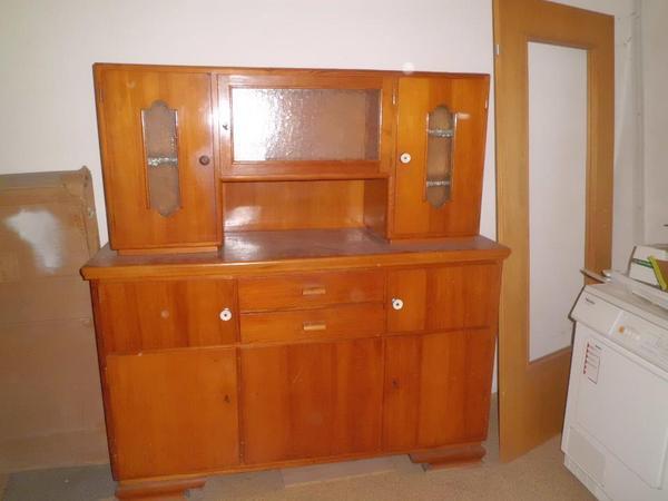 k chenschrank aus den 60er jahren in ludwigsburg. Black Bedroom Furniture Sets. Home Design Ideas