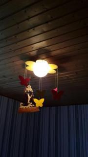 Lampe für Mädchenzimmer