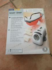 Laser liner