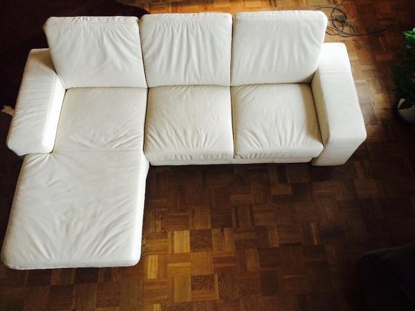 ledersofa mit repariere und sessel wei in bayreuth polster sessel couch kaufen und. Black Bedroom Furniture Sets. Home Design Ideas