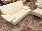 Ledersofa Sofa Couch