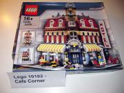 Lego 10182 Cafe