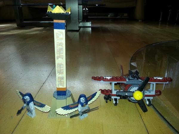 lego gypten abenteuer in der luft in n rnberg spielzeug lego playmobil kaufen und. Black Bedroom Furniture Sets. Home Design Ideas