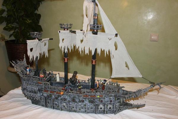 Lego fluch der karibik piratenschiff in karlsruhe