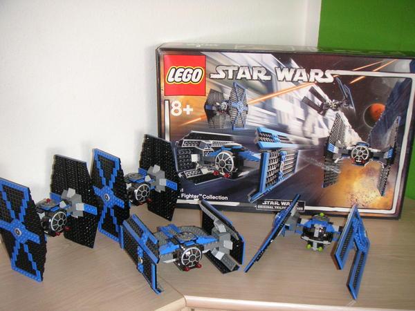 Lego star wars tie fighter collection in vaterstetten