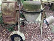 Lescha Betonmischer Betonmischmaschine