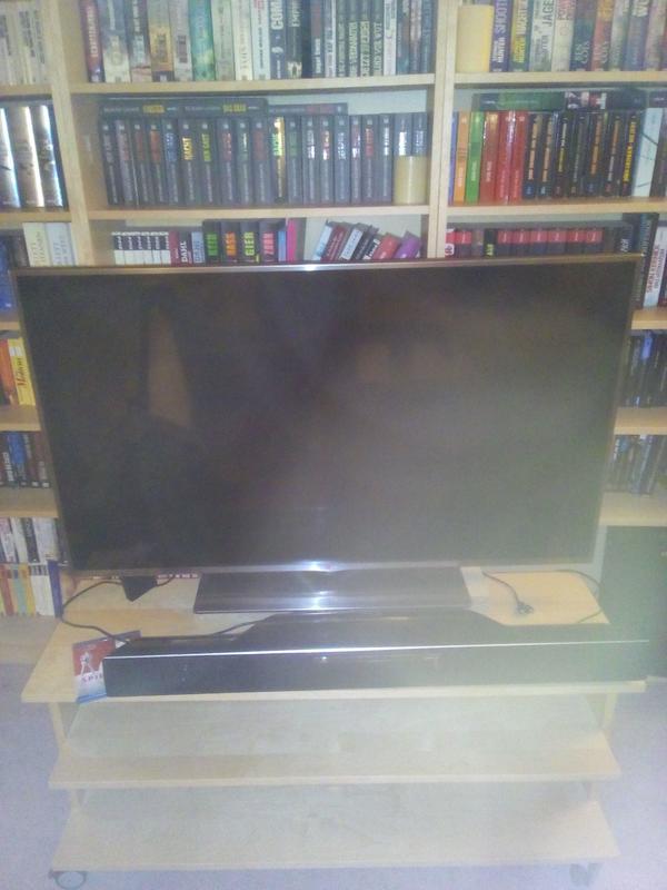LG 50 Zoll TV Full HD 3D etc in Mannheim  TV  -> Tv Lowboard Quoka Mannheim
