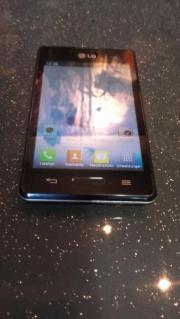 LG Smartphone Ascend