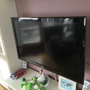 LG TV wegen