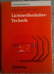 Lichtwellenleiter-Technik - Grimm,
