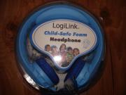 LogiLink Kinder Kopfhörer