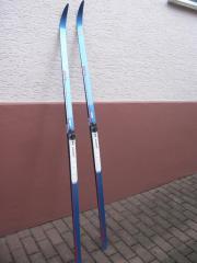 Loipe Langlauf Ski