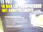 Luftkompressor 18 bar