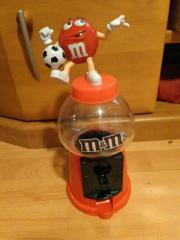 M&M Spender /