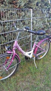 Mädchen Fahrrad 20