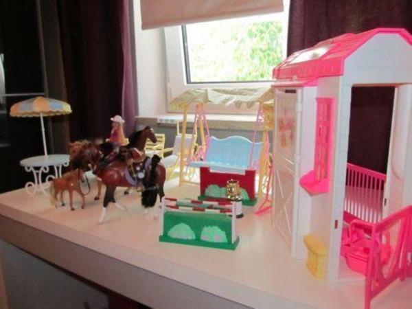 Mädchen pferde spielparadies von barbie co in münchen