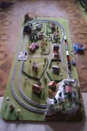 Märklin Eisenbahn auf