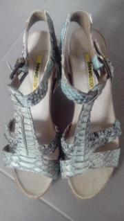 MANAS DESIGN Sandalette