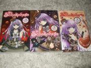 Manga- Die Schokohexe
