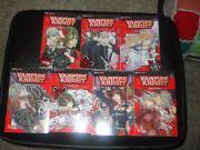 Manga- Vampire Knight