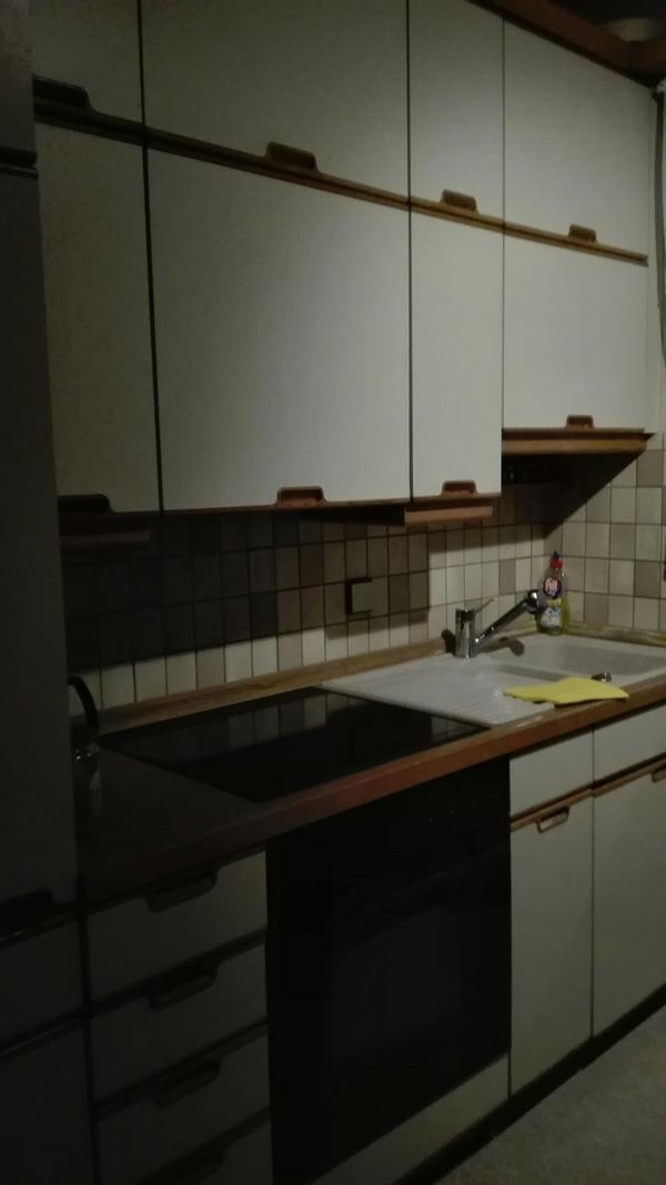 markenk che ohne elektroger te in oftersheim. Black Bedroom Furniture Sets. Home Design Ideas