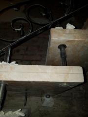 Marmor Platten Treppe