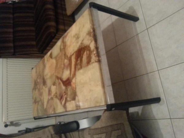 marmortisch neu und gebraucht kaufen bei. Black Bedroom Furniture Sets. Home Design Ideas