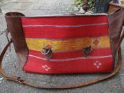 Marokkanische Kelim Tasche, (