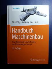 Maschinenbau Handbuch (22.