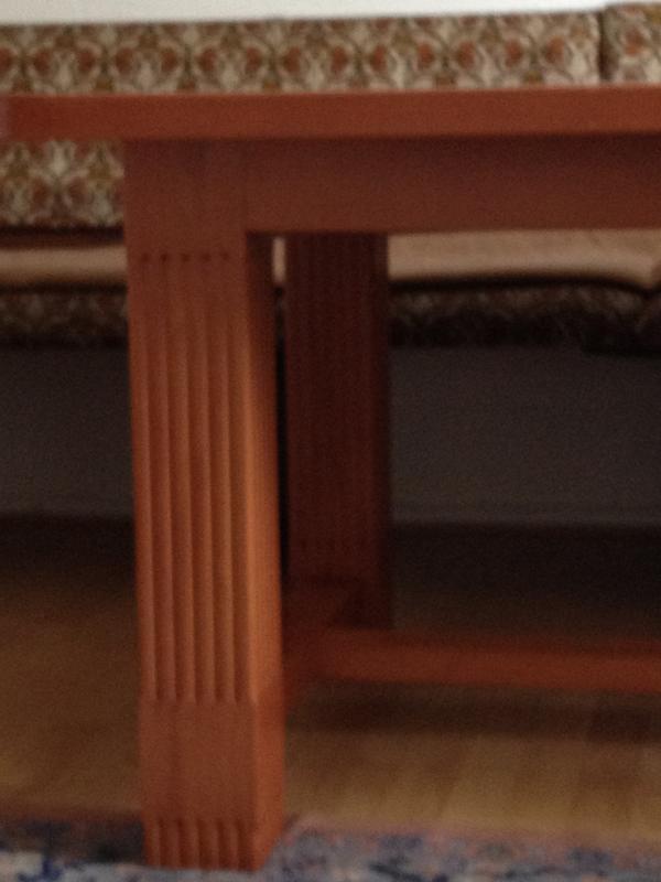 massivholz tisch buche original marktex nachbau in stutensee designerm bel klassiker kaufen. Black Bedroom Furniture Sets. Home Design Ideas