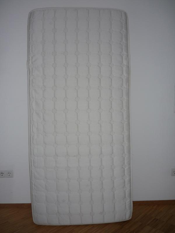 matratze federkern samos concord 190 x 90 cm in adelsdorf. Black Bedroom Furniture Sets. Home Design Ideas