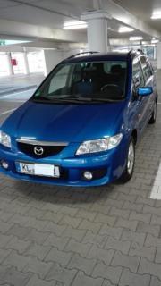 Mazda Premacy Kombi.