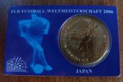 Medaille Fußball-WM