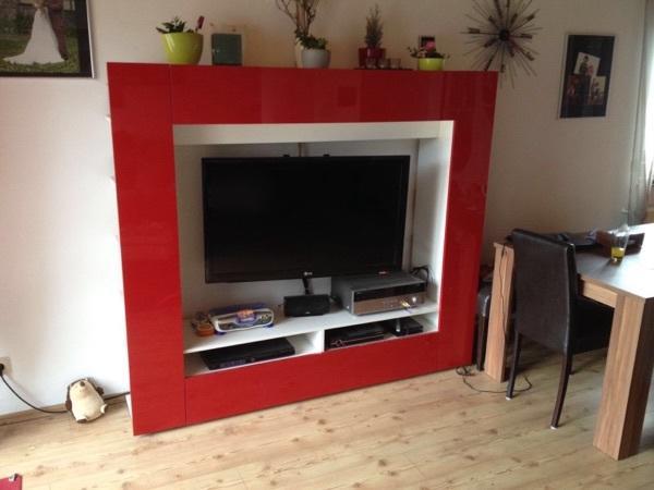 mediawand kaufen gebraucht und g nstig. Black Bedroom Furniture Sets. Home Design Ideas