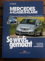 Mercedes A-Klasse/