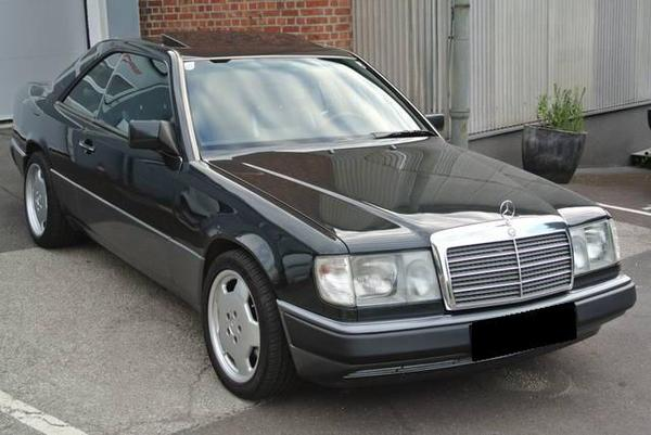 Mercedes benz 300 ce 24 coup sportgetriebe 17 zoll amg for Fred martin mercedes benz