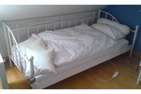 Bett 90x200 neu und gebraucht kaufen bei for Bett 100x200 metall