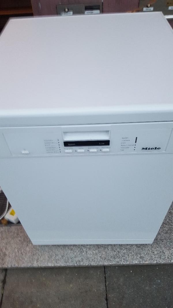 Geschirrspuler miele neu und gebraucht kaufen bei dhd24com for Spülmaschine besteckschublade
