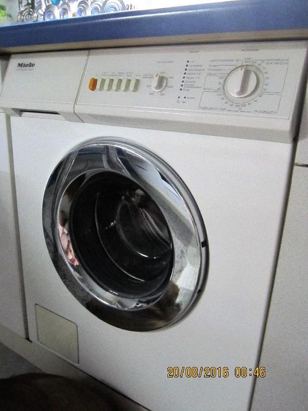 miele waschmaschine novotronic duett 1400u min f r nur 50. Black Bedroom Furniture Sets. Home Design Ideas