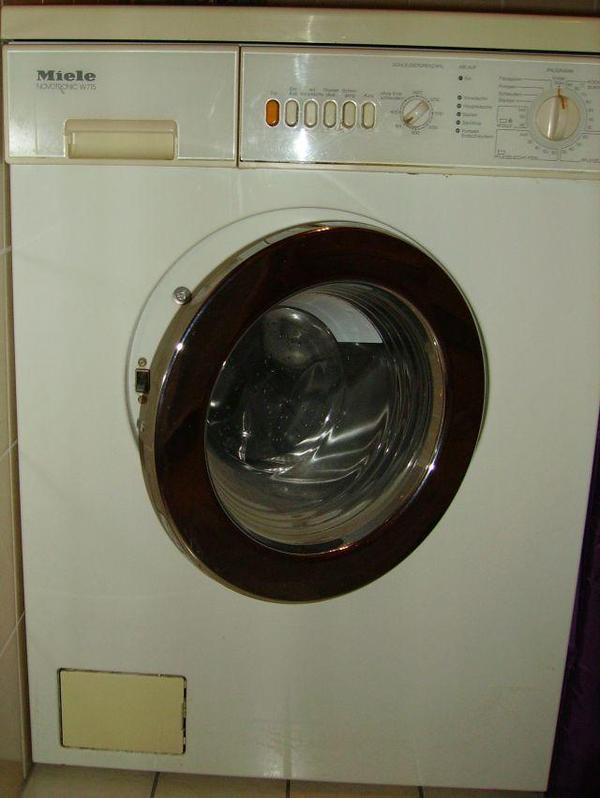 miele waschmaschine novotronic w 715 in freinsheim. Black Bedroom Furniture Sets. Home Design Ideas