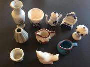 Miniaturen Keramik für