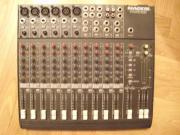 Mixer Mackie 1402