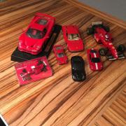 Modellauto Ferrari