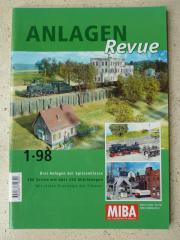 Modellbahnzeitschrift MIBA Anlagen
