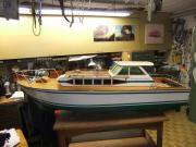 Modellboot Commodore M