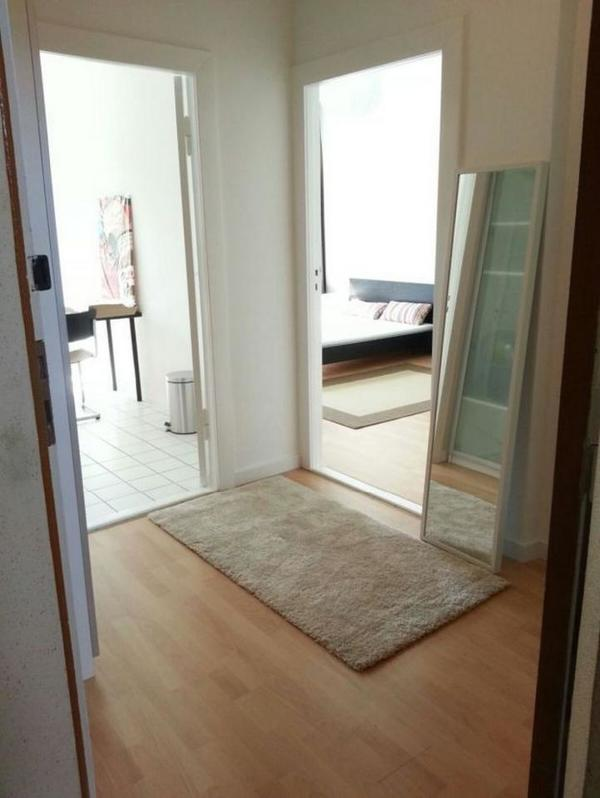 modernes wohnen in d sseldorf luxus 2 zimmerwohnung. Black Bedroom Furniture Sets. Home Design Ideas
