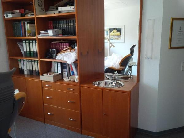 komplette b roeinrichtung b roausstattung augsburg gebraucht kaufen. Black Bedroom Furniture Sets. Home Design Ideas